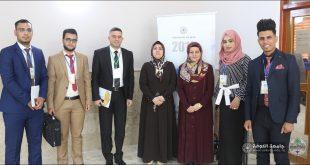 كلية التمريض تشارك في مؤتمر العلمي السنوي الثاني عشر لمشاريع تخرج طلبة  المرحلة الرابعة