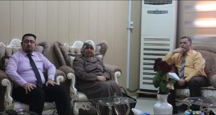 Faculty of Nursing at the University of Kufa discusses ways of cooperation with Najaf Health Department