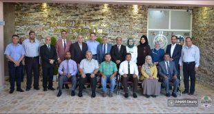 Participation of the dean of the college in the workshop of reliability