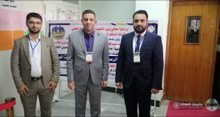 A delegation from the College of Nursing participates in the conference of medical colleges