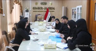 The National Classification Follow-up Committee holds a meeting