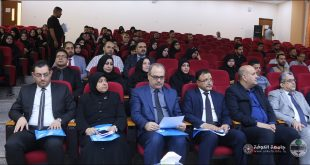 The College of Nursing participates in a workshop on the e-learning system