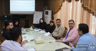 University of Kufa holds a workshop