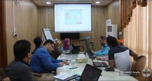 جامعة الكوفة تقيم ورشة عمل حول نظام المختبرات الموحد