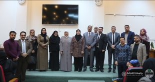 Kufa University honors a number of its teachers on the occasion of obtaining the title of professorship