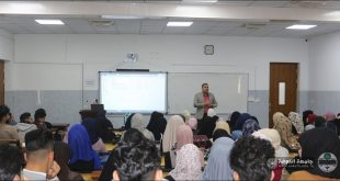 An educational lecture about Virus Corona for the second stage students